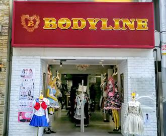 BODYLINE 心斎橋店